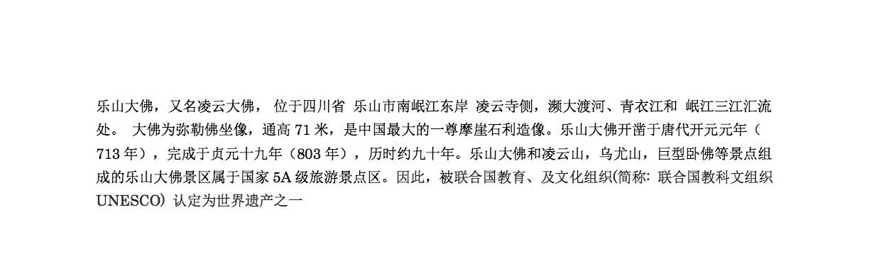 乐山大佛CN5
