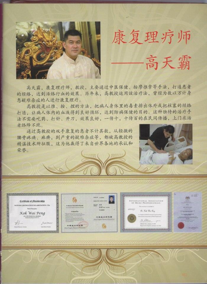 国医年鉴-高级康复理疗师2